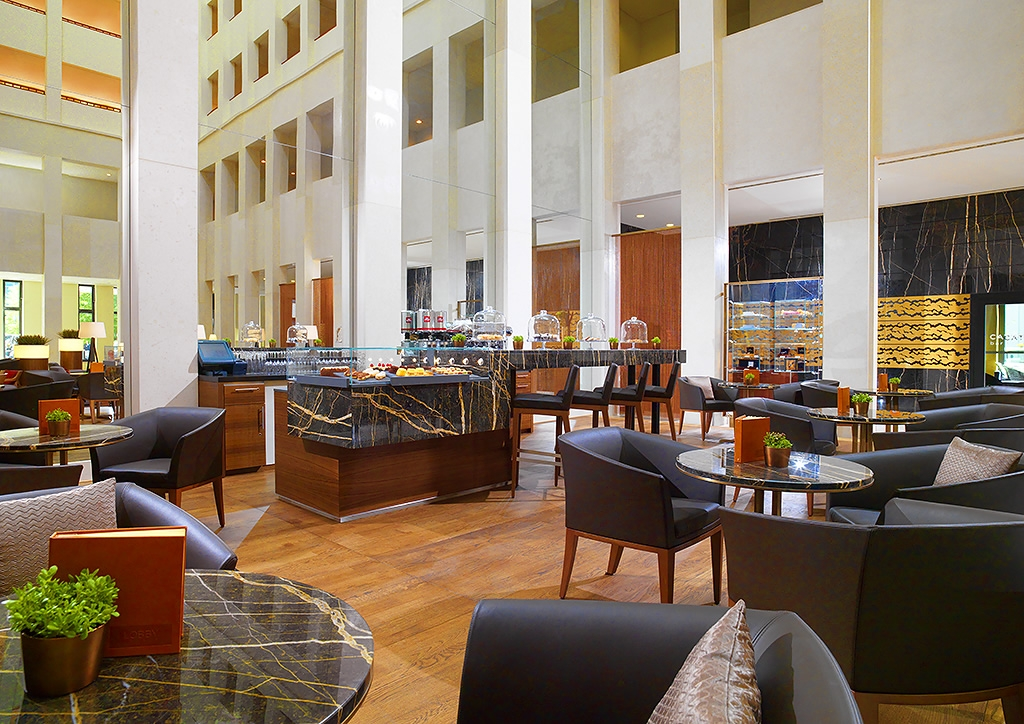 Catwalk Bar @Marriott Hotel