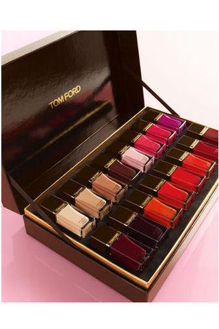 """Nagellack-Set """"16 Color Nail Set"""" von Tom Ford, limitiert, um 395 Euro (nicht in Deutschland erhältlich)"""