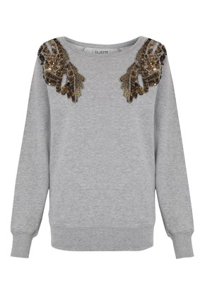 Angel Wings Jumper Preis: 49,99 $ (Sale) auf www.usa.frenchconnection.com