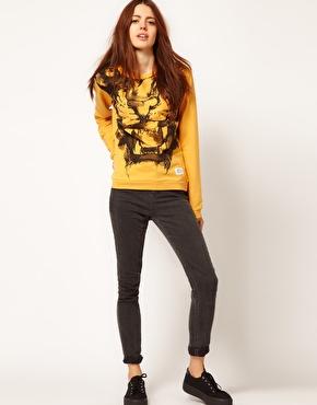 A Question Of Tiger Organic Sweatshirt Preis: 90,35 € auf www.asos.com