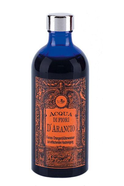 """""""Acqua di Fiori D'Arancio"""" reinigt und erfrischt. Von Apomanum, 100 ml 14 Euro Bild: PR"""