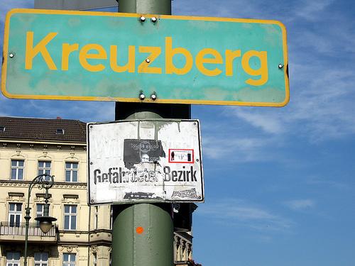 Berlin- Kreuzberg  / Foto: Claudius Prößer