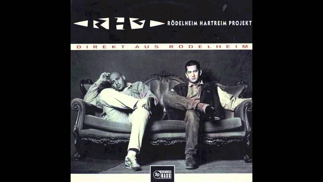 Roedelheim Hartreim Projekt - Sein erster großer Erfolg und somit begann meine Liebe zum Hip Hop