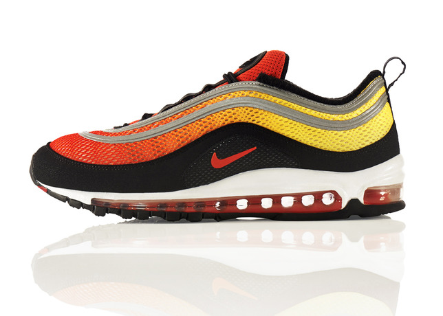 THE SKY IS THE LIMIT WITH THE NIKE AIR MAX SUNSET PACK - Air Max 97 / Foto: Nike
