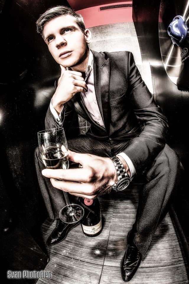 Steven Graf Bernadotte AfWisborg / Foto: Svan PhotoArt